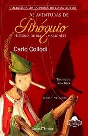 Leitura Digital: As Aventuras de Pinóquio - Carlo Collodi