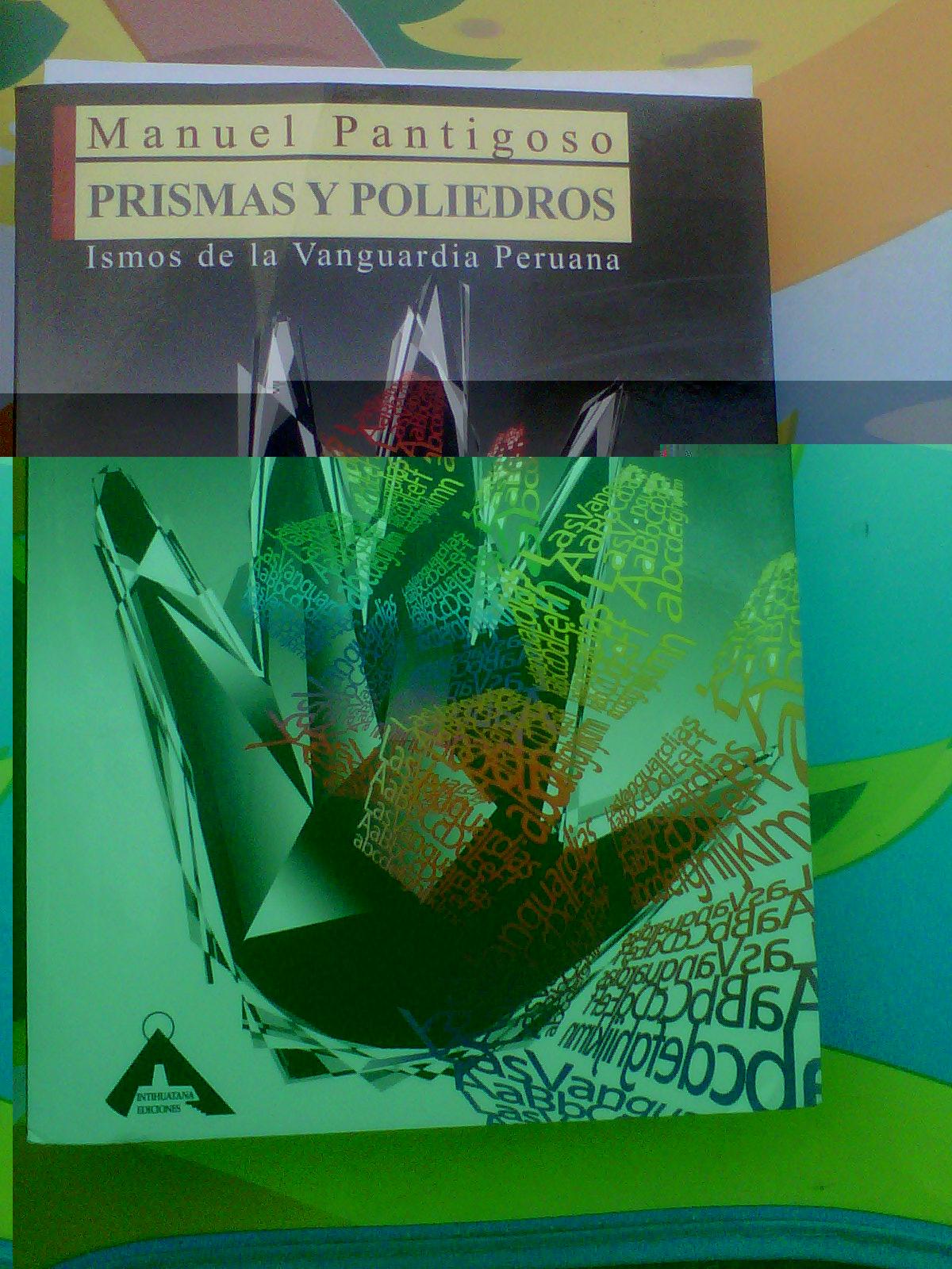 El rinc n del loco prismas y poliedros ismos de la for Cocina peruana de vanguardia