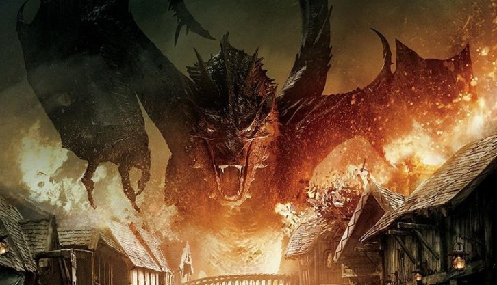 MOVIES: The Hobbit:The Battle of the Five Armies - First Poster