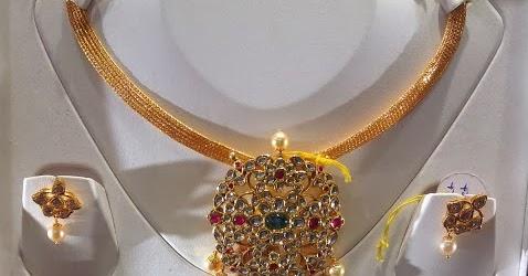Naan Pathakam Sets Jewellery Designs