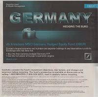 Investing Ad: Germany Fund ETF