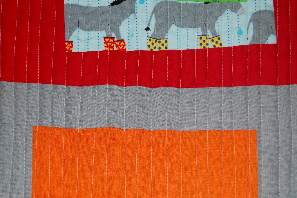 Kate Conklin Designs: Straight Line Quilting Woes