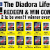 Result: Guardian Diadora Redeem & Win Contest