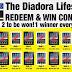 Result: Guardian Diadora Redeem & Win Contest