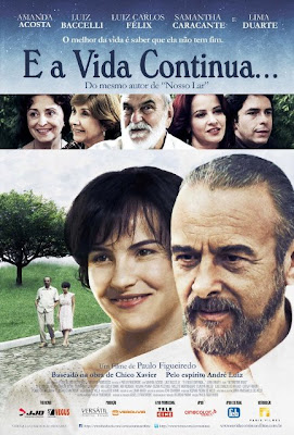 Filme Poster E a Vida Continua… DVDRip XviD & RMVB Nacional
