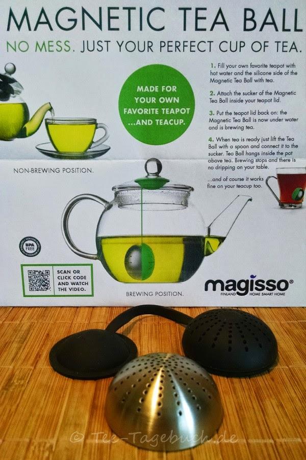 Magnetisches Tee-Ei von Magisso