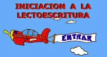 INICIACIÓN A LA LECTOESCRITURA