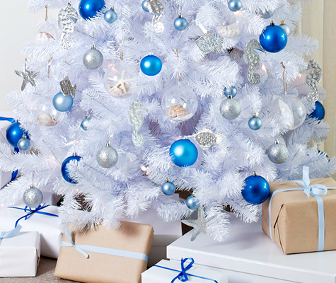 under the sea Christmas tree