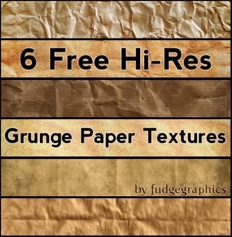texturas papel grunge