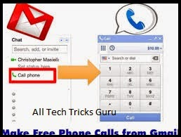 How To Make Calls online Using Your Gmail Account