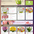 Beautiful Responsive Opencart Theme for online Flower shop, Gift Store or Handmade boutique