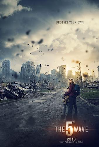 ตัวอย่างหนังใหม่ : The 5th Wave (อุบัติการณ์ล้างโลก) ซับไทย poster 2