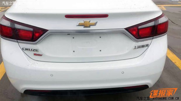 Novo Chevrolet Cruze 2015