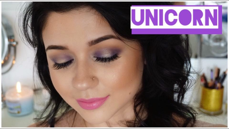 Artist Palette Tutorials, Purple Halo Eye Look, Anastasia Beverly Hils, Carli Bybel,