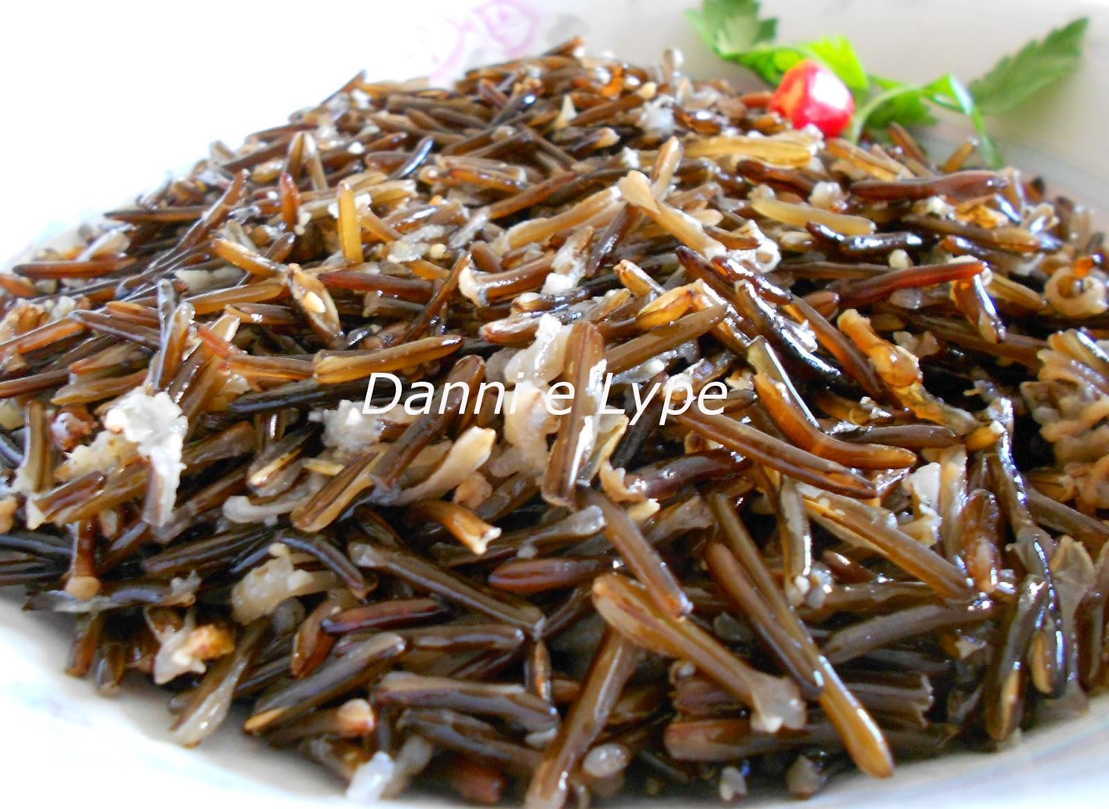 Danni e lype arroz selvagem - Como cocinar arroz ...
