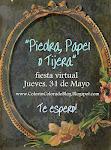 Participé en Fiesta Virtual!!