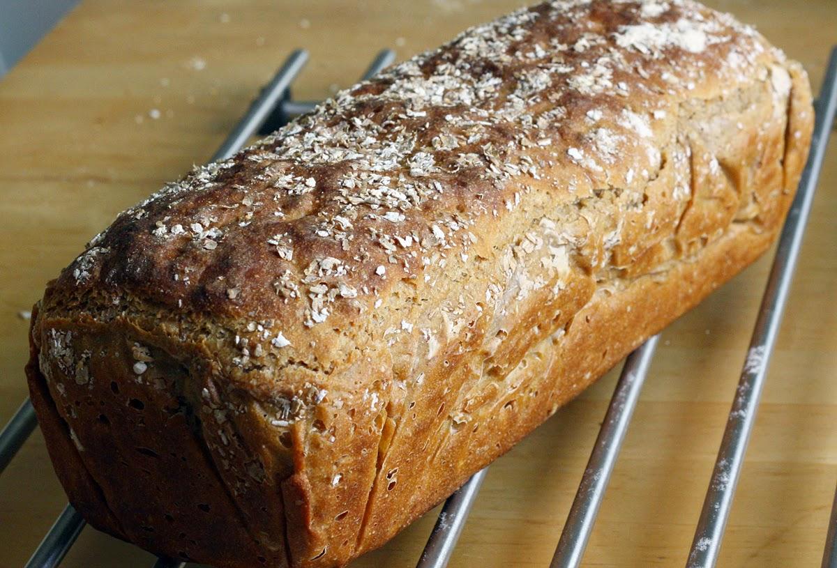 chleb 100% żytni na zakwasie żytnim
