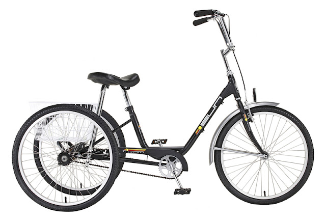 miami sun tricycle reviews