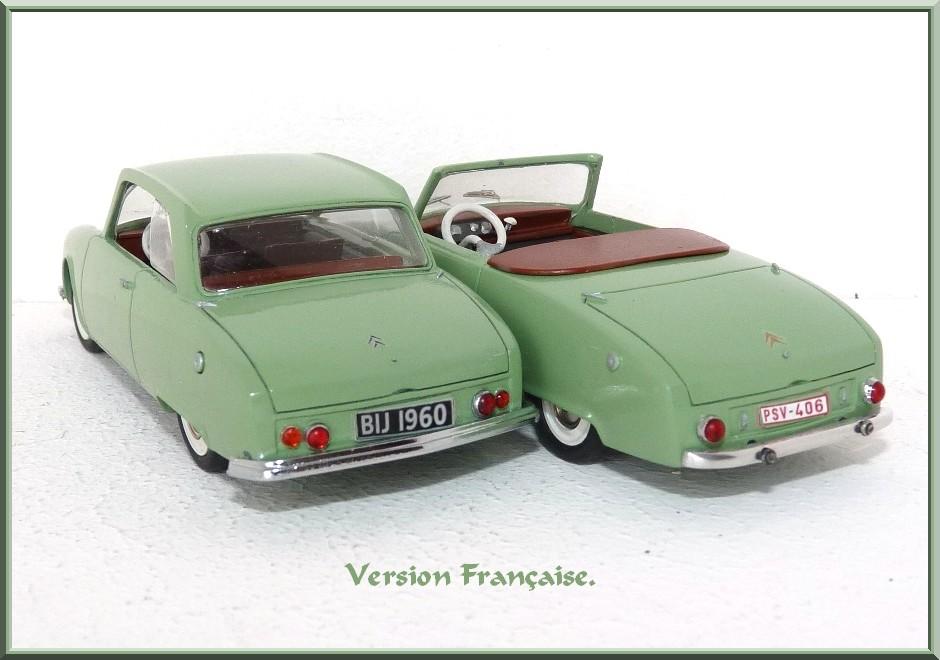 garage de poche jip u00e9  2cv bijou cabriolet