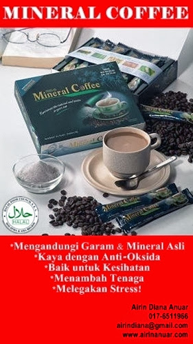 start business with mineral coffee