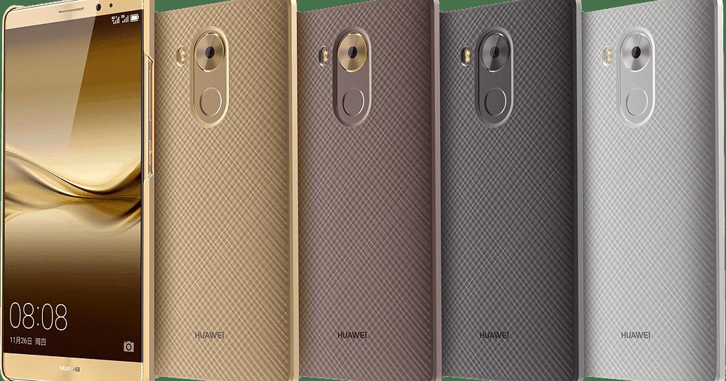 Huawei apresenta o Mate 8