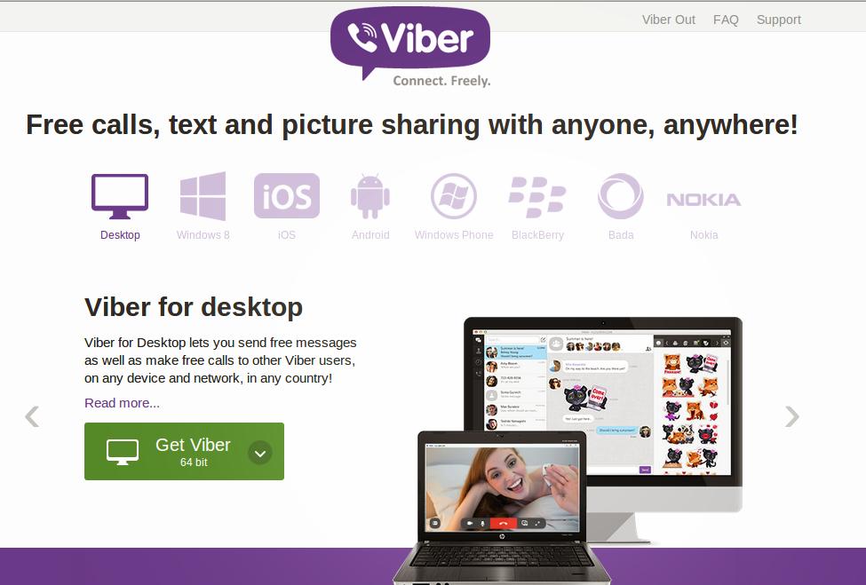 Viber para Desktop