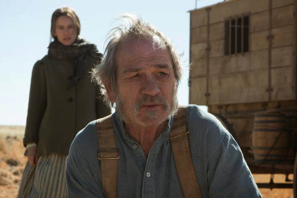 the homesman-hilary swank-tommy lee jones
