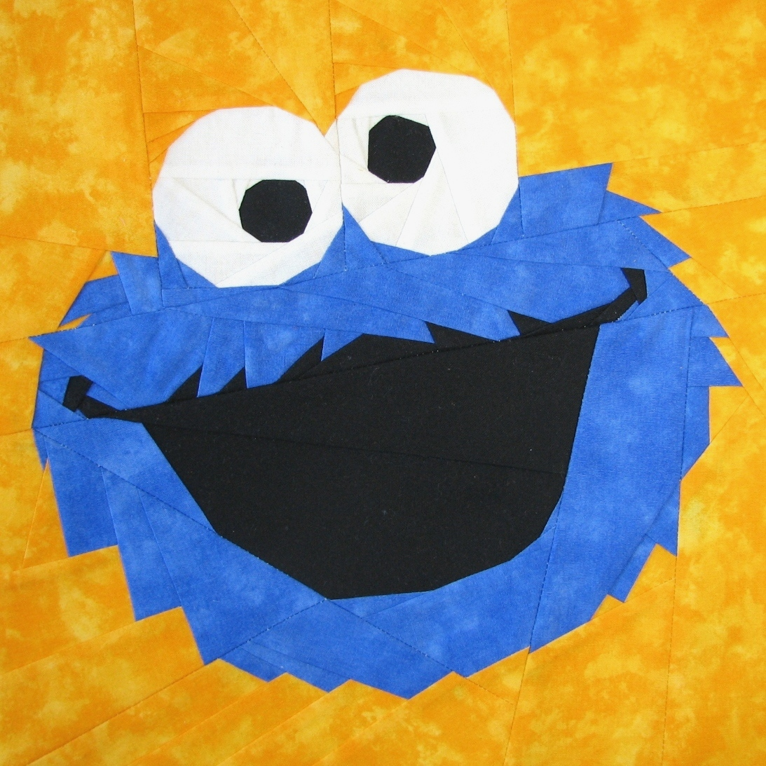 "Cookie Monster, ""C"" is For Cookie"