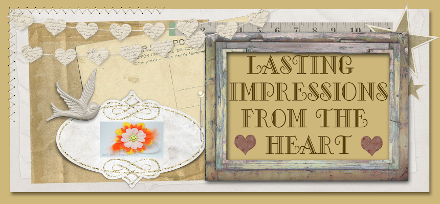 Lasting Impressions from the heART!