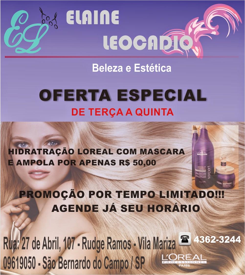 SALÃO DE BELEZA - VAI FICAR FORA DESSA SUPER PROMOÇÃO!!!