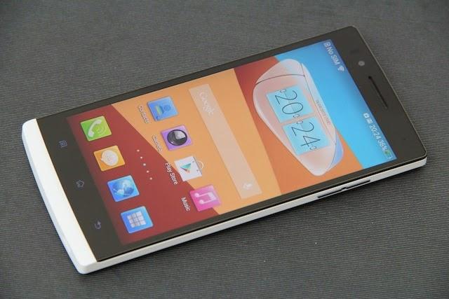 Harga Dan Spesifikasi Oppo Find 5 New 2014 Terbaru, Processor Quad Core Berkecepatan 1.5 GHz