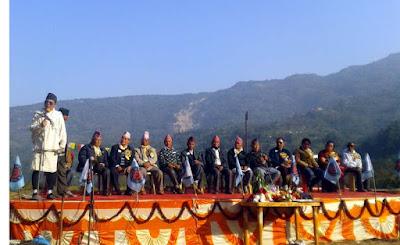 Sarva Bharatiya Gurung (Tamu) Sangathan lhochhar jogighat
