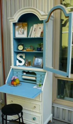 colour inside cabinet diy project 3