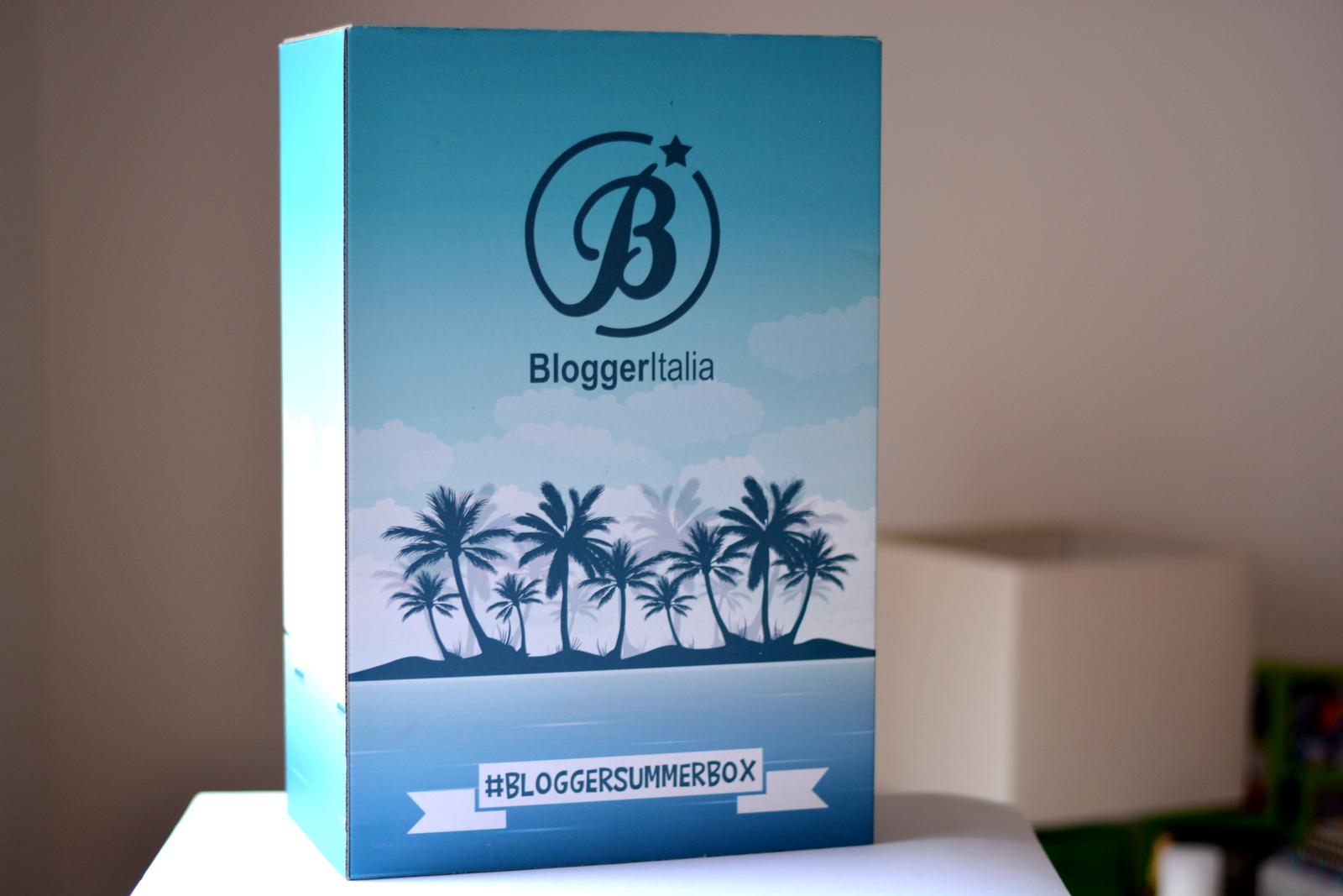 #BloggerSummerBox