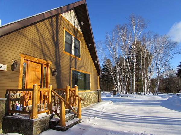 Adirondack ski rental home