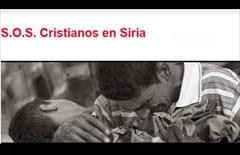 SOS Cristianos en Siria