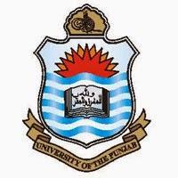 Punjab University PU Lahore MA Date Sheet 2016 Part 1, 2