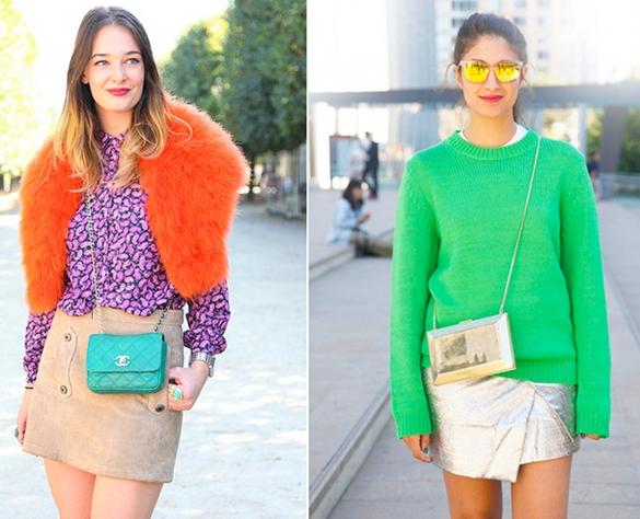 moda de invierno color