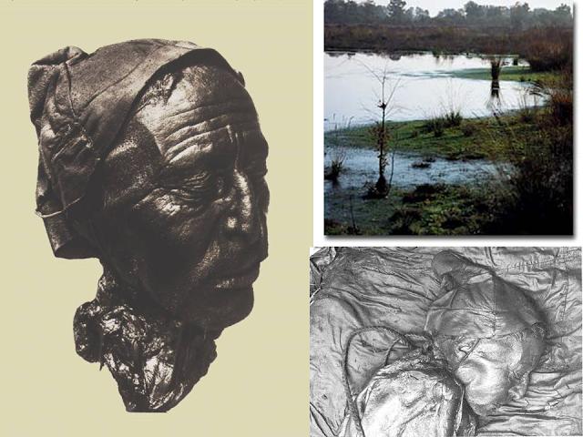 dániai lápi ember múmia