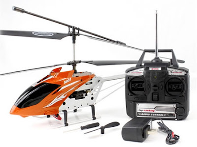 SYMA S031G Mini RC Helicopter Picture