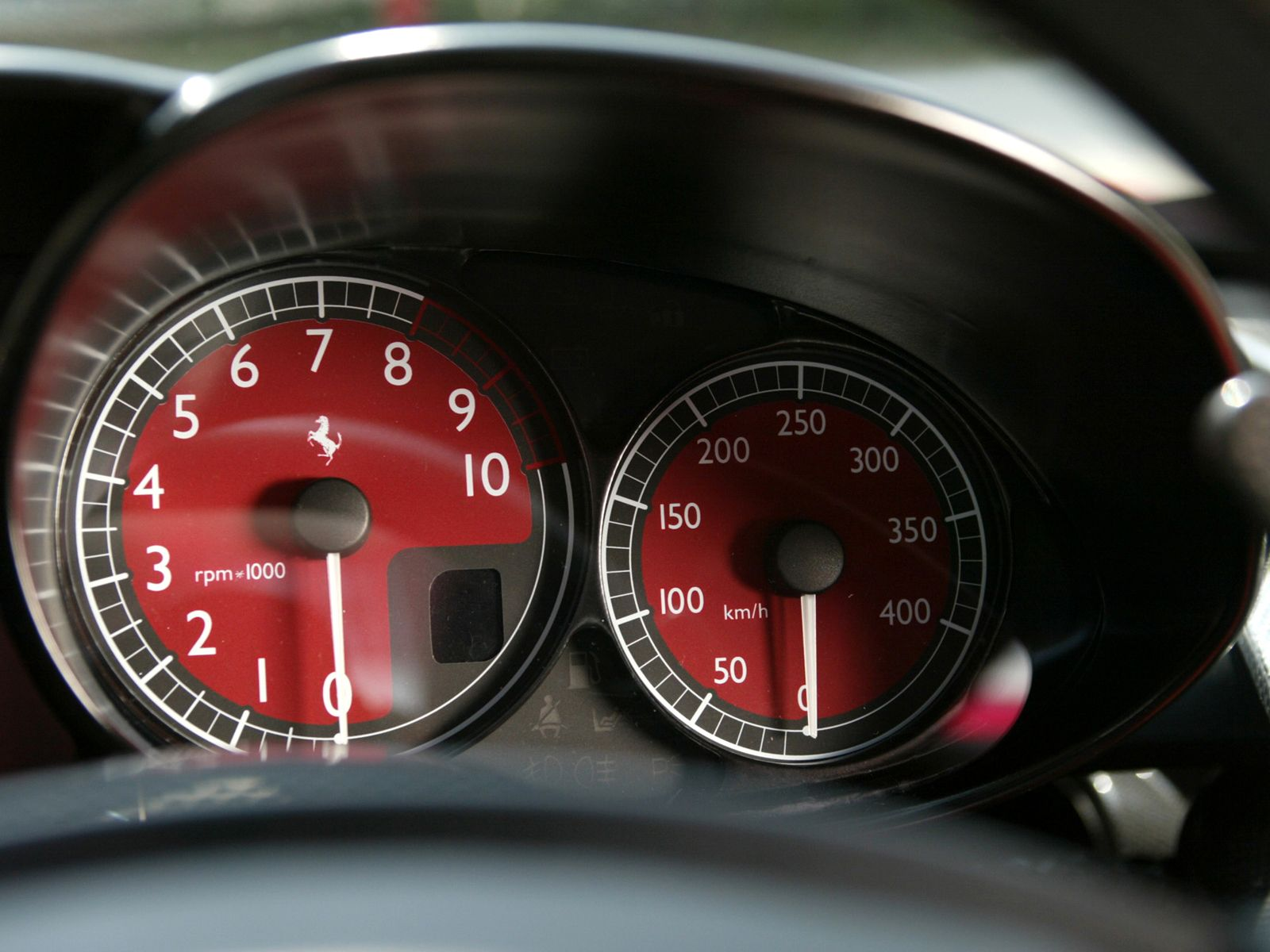 Top Speed of Ferrari Enzo 1