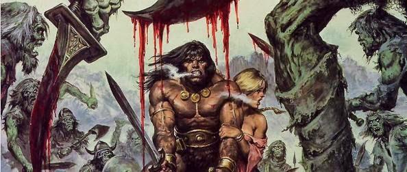 Age of Conan and Conan Hyborian Quests board game news