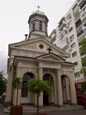 Biserica Alba (Bucarest)