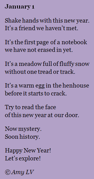 The Poem Farm: Poem #277 Wishes Everyone a Happy 2011!