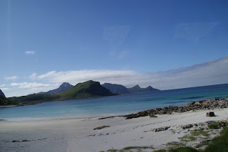costa deliziosa sol de medianoche fiordos islas lofoten