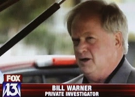FOX NEWS TAMPA VIDEO, Cyber Vigilante PI Bill Warner Tracking terrorists hidden in the web.