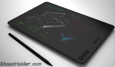 NoteSlate : A New, Creative Tablet