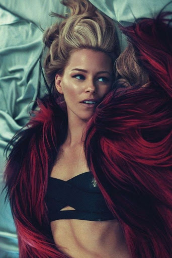 Elizabeth Banks Allure Magazine June 2015 Photo Shoot