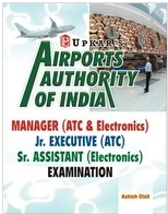Prep Book for AAI ATC Junior Executive Exam