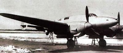 Предшественник Пе-2